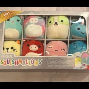 Squishmallows ornaments brand new